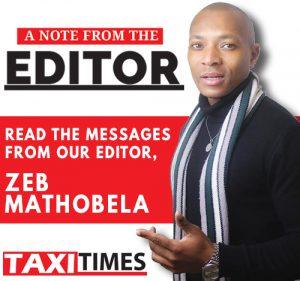 Taxi editor