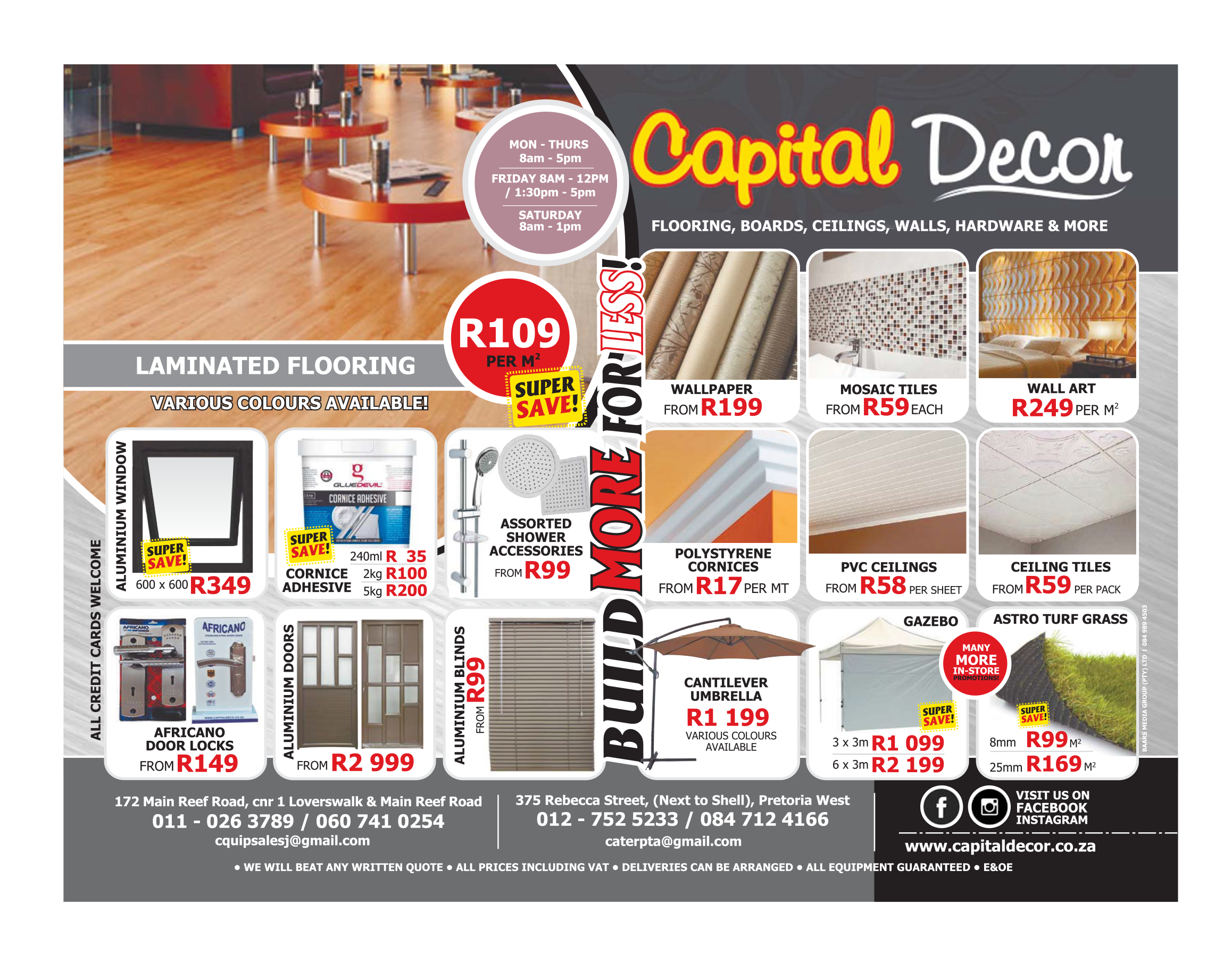 Capital Decor
