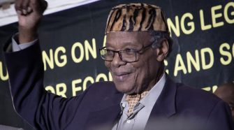 Mangosuthu Buthelezi has recovered from COVID-19, family confirms