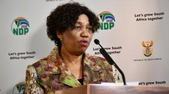 Motshekga denies that her husband owns sanitising company