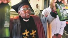 Joy as Church celebrates the lift of ban on Alcohol