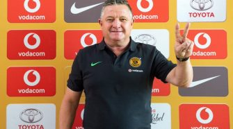 Kaizer Chiefs appoints Gavin Hunt as their new coach